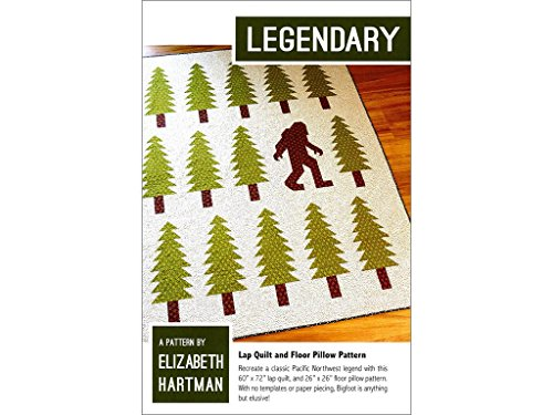 Elizabeth Hartman Ptrn EH Legendary Pattern