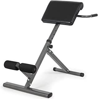 Roman Chair Back Waist Training Back Hyperextension Bench Household Indoor Fitness Back Abdominal Exercise Machine Hyper Bench