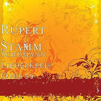 Schumann Liederkreis Opus 39