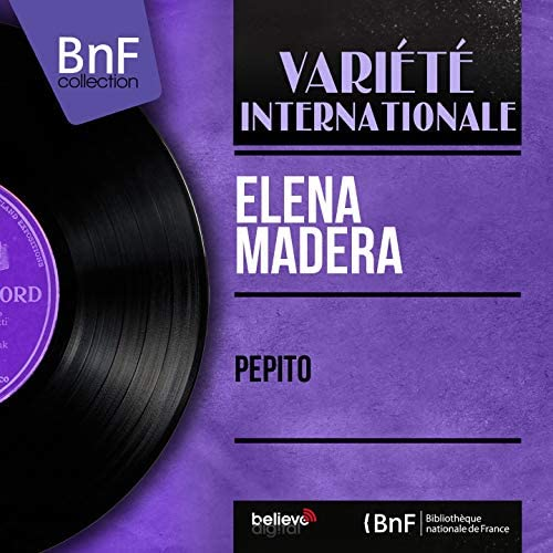 Elena Madera feat. Johnny Conquet and His Orchestra