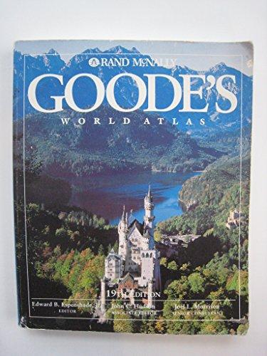 Goodes World Atlas