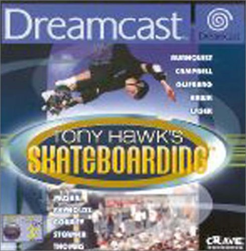 Tony hawks skateboarding - Dreamcast - PAL
