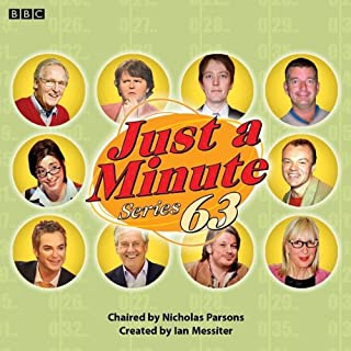 Just a Minute: Complete Series 63 cover art