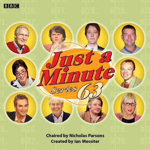 Just a Minute: Complete Series 63 audiobook cover art