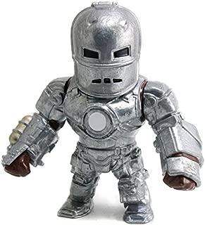 Metals Marvel 4 inch Classic Figure - Ironman MK I (M62)