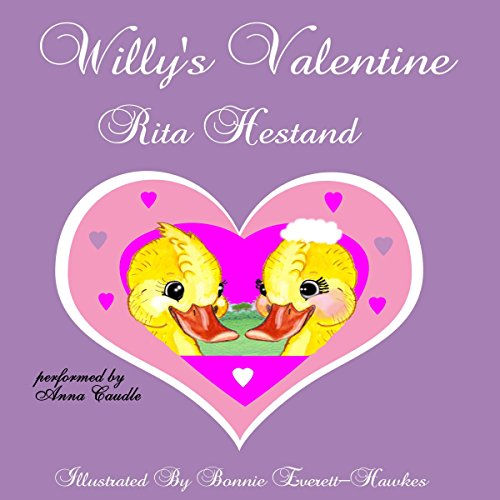 Willy's Valentine audiobook cover art