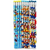 Disney Mickey and Minnie Pencils 12