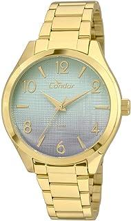 Relógio Feminino Condor Analógico CO2035KRS/4A Dourado