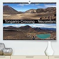 Tongariro Crossing - Neuseeland (Premium, hochwertiger DIN A2 Wandkalender 2022, Kunstdruck in Hochglanz): Der Tongariro Alpine Crossing - einer der neun Great Walks Neuseelands (Monatskalender, 14 Seiten )