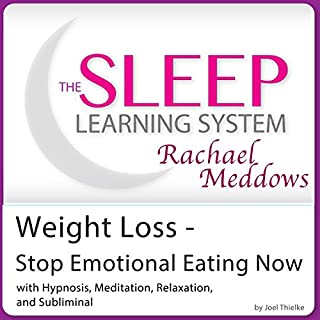 Weight Loss - Stop Emotional Eating Now cover art