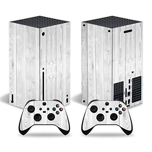 AXDNH Piel De Impresión 3D HD De Xbox Series X, Funda De Vinilo para Consola Xbox Series X Y 2 Controladores Xbox Series X Skin Sticker Gamepad,1302