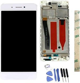 قطعة بديلة لمحول رقمي شاشة LCD تعمل باللمس من د. تشنز مع أدوات مجانية لهاتف هواوي P9 لايت سمارت DIG-L03 DIG-L22 DIG-L23 أب...