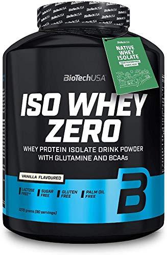 Biotech usa iso zero whey 5 lbs sabor chocolate