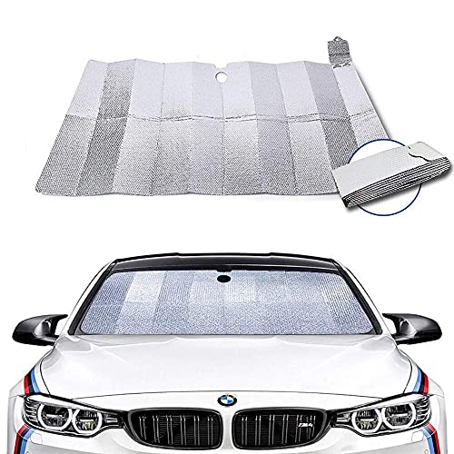 parasole auto 80 x 150 Gogotool Parasole per parabrezza