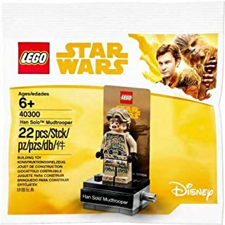 Solo A Star Wars Story Han Solo Mudtrooper LEGO 40300