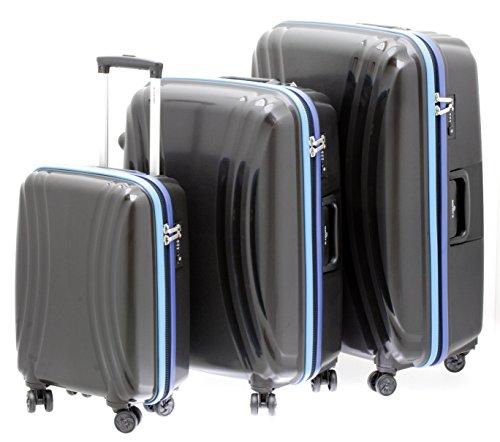 1 Valise Ultra résistante Cadenas TSA DAVIDT'S Boreal B Taille Moyenne 70,5 cm
