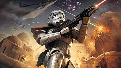 lcyab Puzzle Juguete Rompecabezas De Madera-Póster Soldado De Armadura De Star Wars-1000 Piezas Juguete Educativo para Niños Adultos Regalo De Cumpleaños
