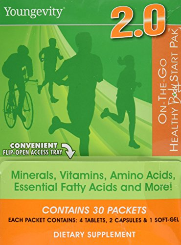 On-the-go Healthy Body Start Pak 2.0 (30 packets), Packaging May Vary Kansas