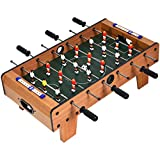 Giantex Foosball Table, 27in Mini...