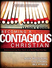 Becoming a Contagious Christian Leader