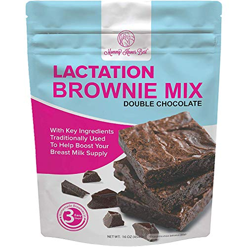 Lactation Brownie Mix Breastfeed...