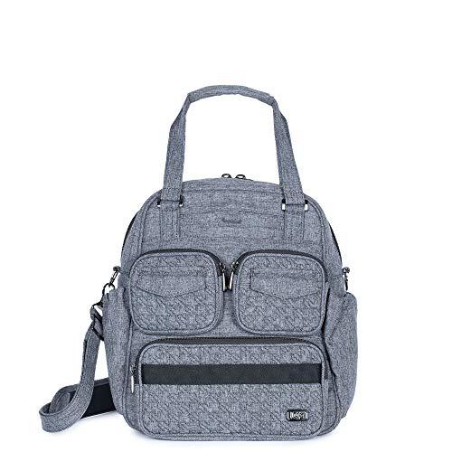 Lug Puddle Jumper 3.0 Mini Shoulder Bag, Heather Grey