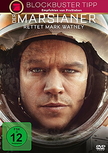 Der Marsianer - Rettet Mark Watney [Alemania] [DVD]