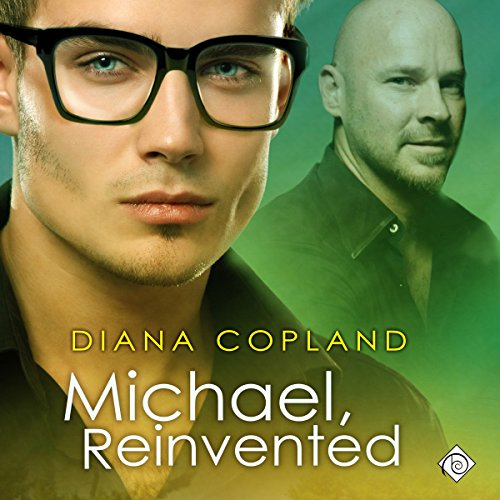 Michael, Reinvented audiobook cover art