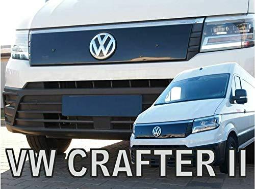 HEKO 04080 Winterblende für Frontgrill VW CRAFTER II Bj. ab 2017