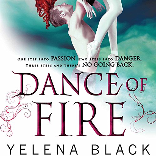 Dance of Fire audiobook cover art