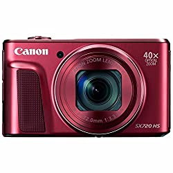 Canon PowerShot SX720 is one of the best digital camera under 300 dollars