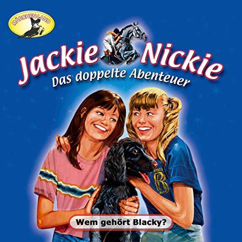 Wem gehört Blacky? Titelbild