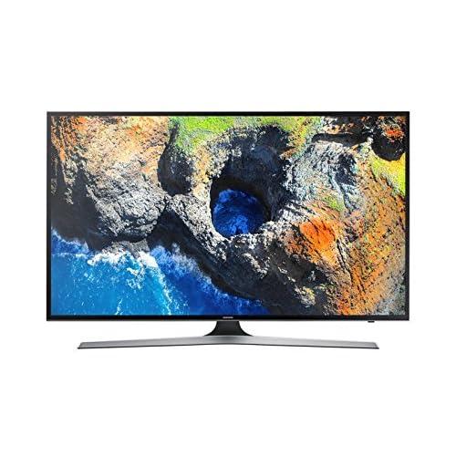 Samsung UE55MU6192U: Televisión inteligente, 55 pulgadas, 4K Ultra HD, LED, píxeles: 3840 x 2160, wifi, negro y plateado: Amazon.es: Electrónica