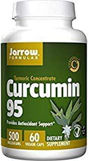 Jarrow Formulas - Curcumin-95 500 mg 60 capsules