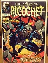 MARVEL THE Amazing Spider Man #434 Ricochet Variant + 1st Print
