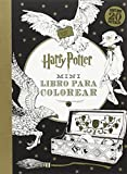 Harry Potter Mini Libro Para Colorear (HARRY POTTER LIBROS PARA COLOREAR)