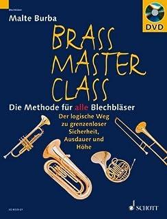 BRASS MASTER CLASS CUIVRES+DVD