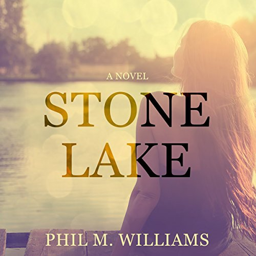 Stone Lake audiobook cover art
