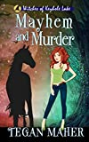 Mayhem and Murder: Witches of Keyhole Lake Book 4 (Witches of Keyhole Lake Mysteries) (English Edition)