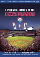 Essential Games of the Texas Rangers [DVD] [Import]
