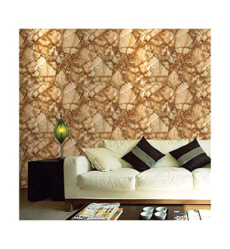 Multi-wallpaper marmer steen retro rots PVC behang hotel techniek hotel decoratie achtergrond wand A1