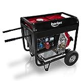 Berlan 4,5 Kw Diesel electricidad 230 x 400 voltios.