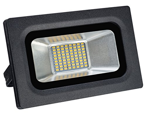15W LED Flood Light, SOLLA Super Bright Security Light 100W Halogen Equivalent 1125LM 6000K Daylight White, Outdoor/Indoor IP65 Waterproof Floodlight Wall Light Spot Light Fixture Residential Lighting