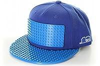 BRICK BRICK GEAR CAP OMEGA HATS PLATES AND BRIMS LIKE A LEGO BLOCK BRAND ブリックブリック キャップ (SNAP_BACK, RB)