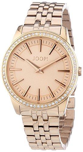 Joop Damen-Armbanduhr Analog Quarz Edelstahl JP101162F11