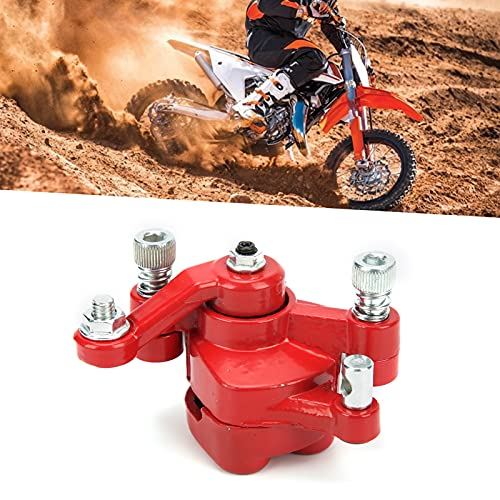 Pinza de freno de disco, pastilla de freno fácil de instalar para niños Dirt Pocket Bike para Moto ATV Scooter