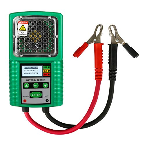 Affordable Mrcartool DY226A 3 in 1 Battery Tester Analyzer 6V/12V DC Traction/Power Starting Battery...