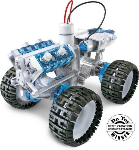 Salz Wasser Allrad SUV - Water Fuel SUV Car, Voiture Tout Terraine Propulse a léau