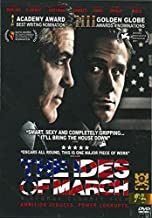 The Ides Of March (Region 3, George Clooney, DVD) Ryan Gosling, George Clooney