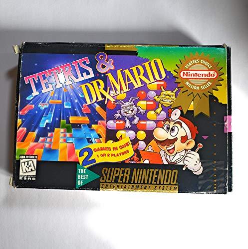 Tetris Et Dr Mario